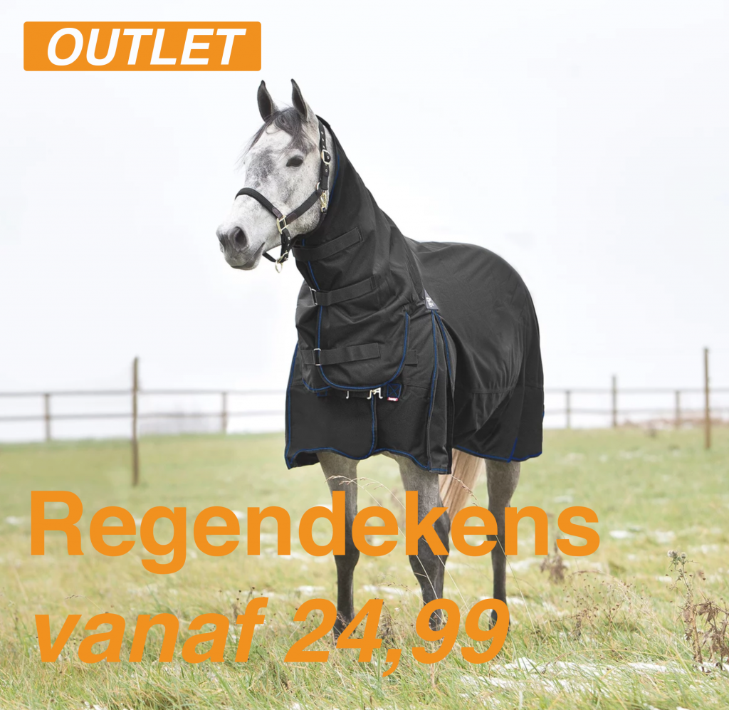 OUTLET regendekens